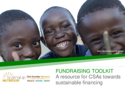 Fundraising Toolkit - English