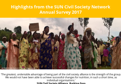 SUN CSN Annual Survey 2017 Highlights